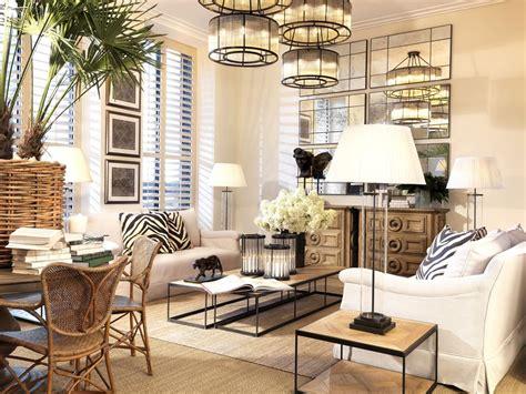 eichholtz möbel lustro w salonie dekoracja zawsze na czasie wnętrza