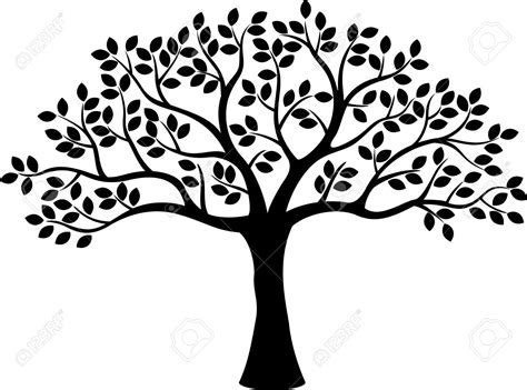 printable family tree silhouette family tree silhouette google zoeken inrichting school