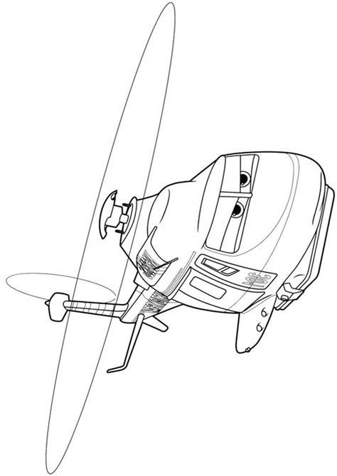 Diseno Online malowanka samoloty 2 disney kolorowanka nr 26