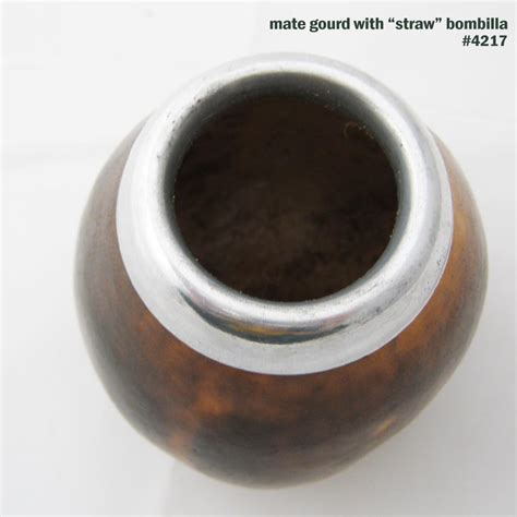 Mate Detox Tea by Argentina Mate Gourd Cup Green Tea Straw Bombilla Healthy