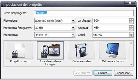 programma per web gratis italiano programma gratis in italiano modifica vsdc