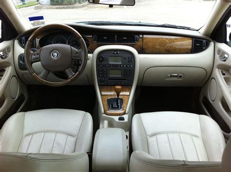 picture of 2005 jaguar x type 3 0l interior