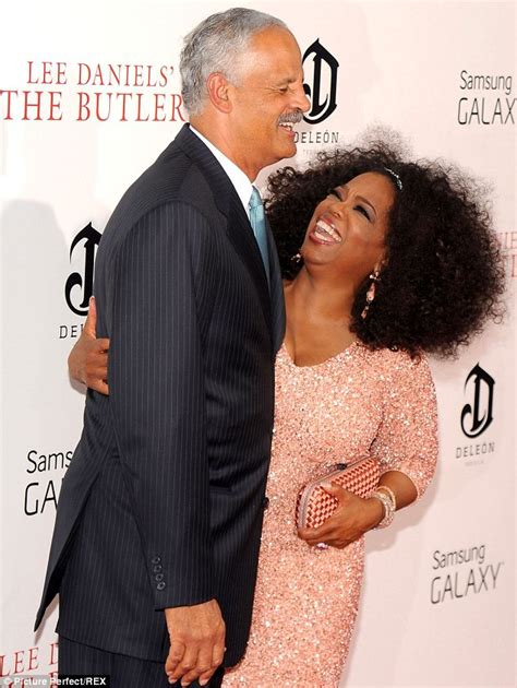 Oprah Is Breaking Up With Stedman by Did Oprah Winfrey Married Partner Stedman Graham Find