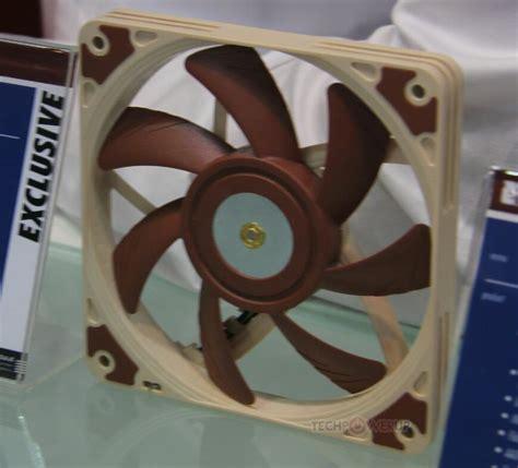 noctua 120mm slim fan noctua unveils a prototype 120 mm slim fan techpowerup