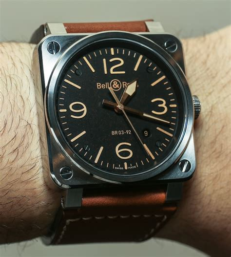 Bell And Ross bell and ross 03 92 review