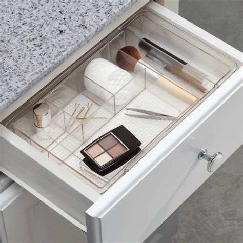 bathroom organizer tray bathroom drawer organizer ideas solutions