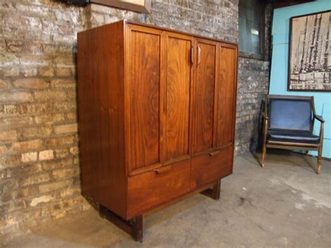 armoire chicago mid century chicago richardson nemschoff armoire