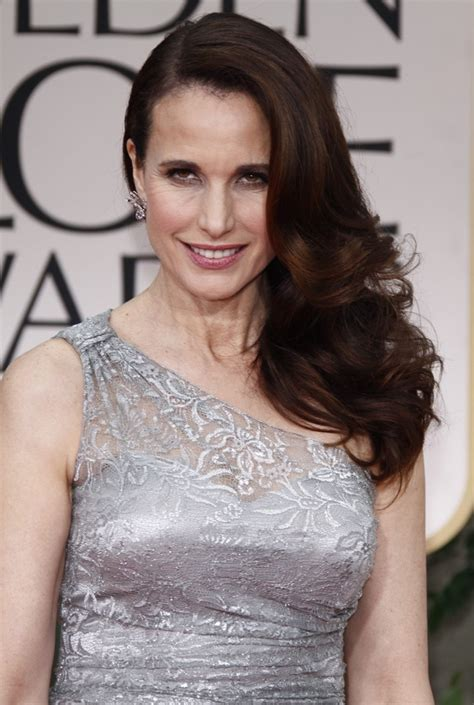 andi macdowell pictures and photos andie macdowell picture 20 the 69th annual golden globe