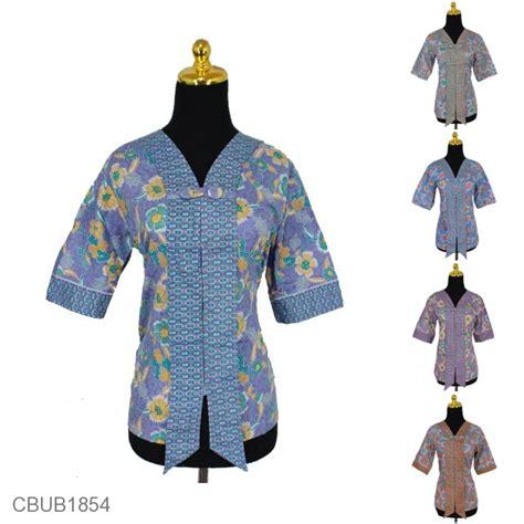 Preloved Celana Motif Bunga baju batik pria kemeja batik pekalongan pakain batik blok