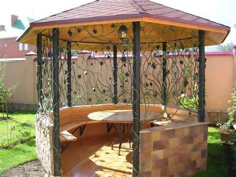 ideas for gazebos backyard 28 images 22 beautiful 22 beautiful metal gazebo and wooden gazebo designs