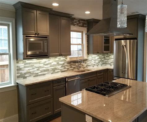 Local Kitchen Cabinets Companies by Crescent Crown Construction A New Orleans Based