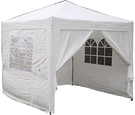 Partyzelt 3x3 by Airwave Gazebo 2 5x2 5 Totally Waterproof With Side