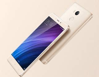 Hp Xiaomi Sejutaan harga hp xiaomi redmi 4 prime spesifikasi ram 3 gb murah