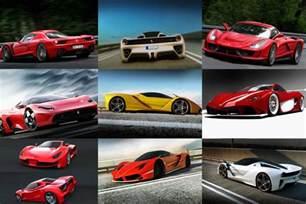 All Ferraris Images Of All Models Prestige Cars