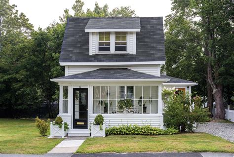 Maine Home Design | the little house that could maine home design