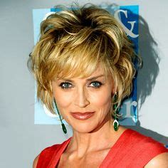 sharon stone recent haircut on shape magazine sharon stone new pictures in magazines google search
