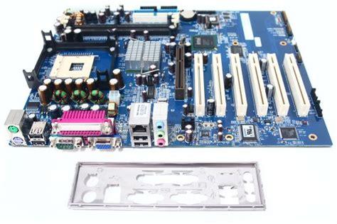 Mainboard Welcher Sockel by New Kontron 886lcd Atx Gv Pc Mainboard Intel Sockel Socket 478 Fsb 400 533mhz Ebay