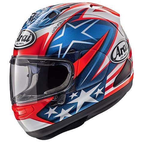 Helm Agv Arai nicky hayden arai rx 7v wsbk helmet replica race helmets