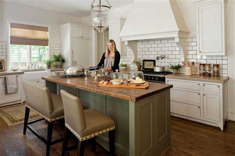 southern living kitchen designs dream kitchens southern living