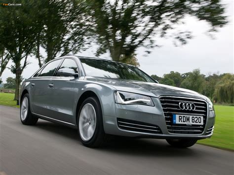 Photos of Audi A8L 4.2 TDI UK spec (D4) 2010 (1280x960)