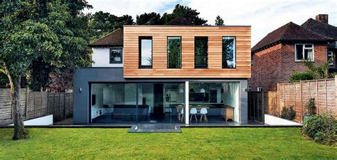 Story And Half House Plans by Modern Extension Design Gallery Homebuilding Amp Renovating