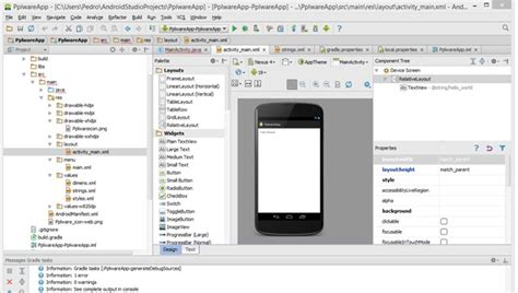 android tutorial with netbeans tutorial i programar para android com o android studio