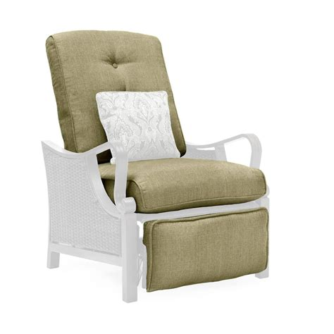 recliner cushion replacement peyton outdoor recliner replacement cushions la z boy