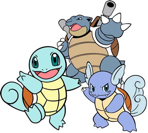 Kaos Go 08 Squirtle squirtle evolution names www pixshark images galleries with a bite