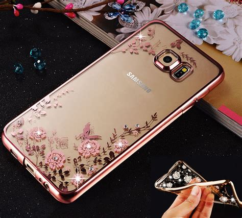 Samsung Galaxy J3 Pro 2017 Shockproof Soft Bumper Diskon gold shockproof soft gel bling bumper cover for