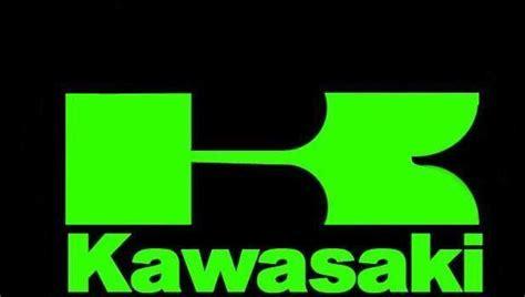 logo kawasaki history of all logos all kawasaki logos