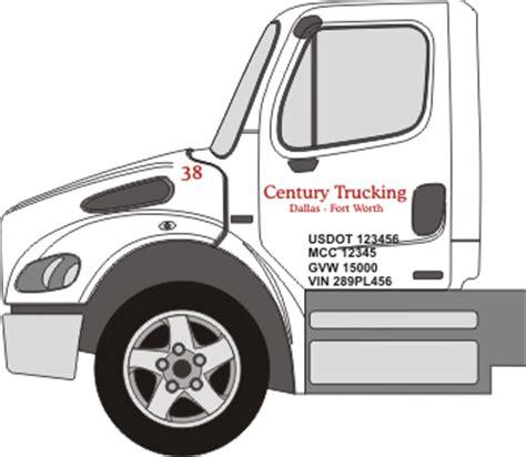 Dot Stickers For Trucks