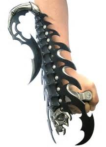 This Is A Pretty Cool Looking Fantasy Blade OhGizmo! E Blade Paintball Gun