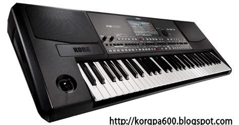 Gambar Dan Keyboard Korg korg pa600 keyboard korg pa600 review