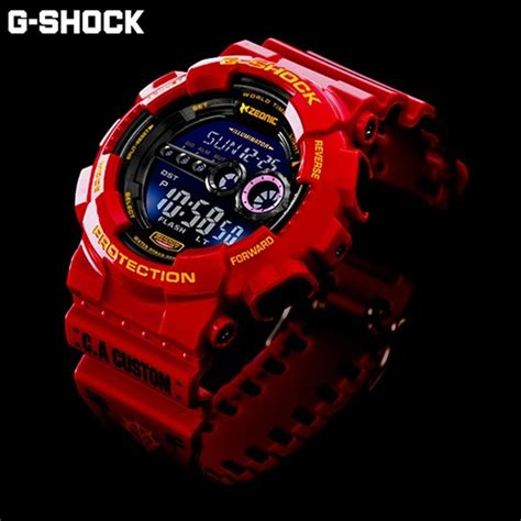 Gd 100 Gundam g shock gd 100 mobile suit gundam edition