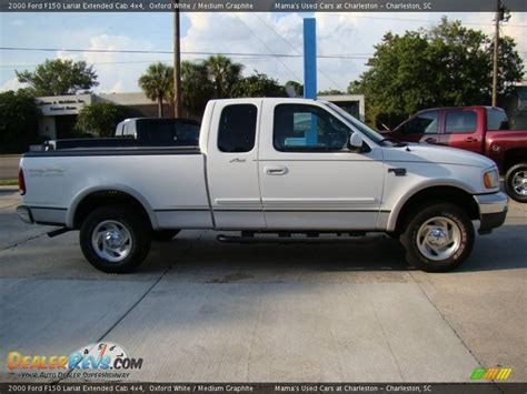 2000 Ford F150 by 2000 Ford F150 Lariat Extended Cab 4x4 Oxford White