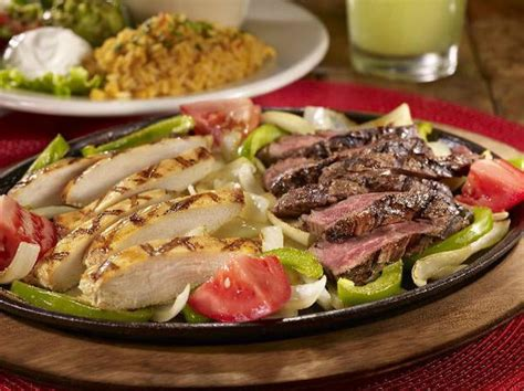 Our awesome Sizzling Combo Fajitas   Yelp