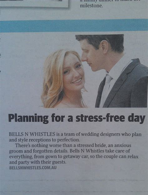 Wedding Section by Daily Telegraph Wedding Section Kennedy And Co