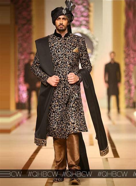 pakistani groom sherwani designs  wedding