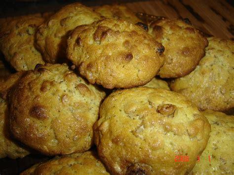Miu Oatmeal Cookies Raisin Besar vanishing oatmeal raisin cookies retete in imagini