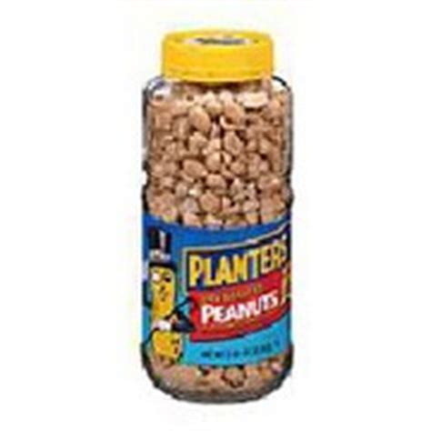 Planters Honey Roasted Peanuts Nutrition by Planters Peanuts Roasted Calories Nutrition