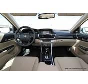 2014 Honda Accord Hybrid Interior Picture Courtesy Of