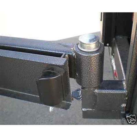 swing away tire carrier hinge swing away spare tire carrier