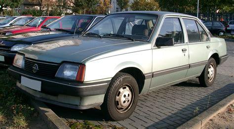 opel ascona 1988 opel ascona partsopen