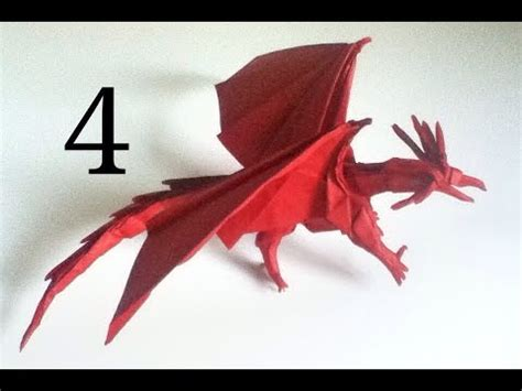 Ancient Origami - origami ancient tutorial satoshi kamiya part 4