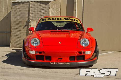 rauh welt porsche 993 rwb porsche 993 2 fast car