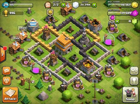 best clash of clans defence 7 hd image clash of clans spieleratgeber nrw