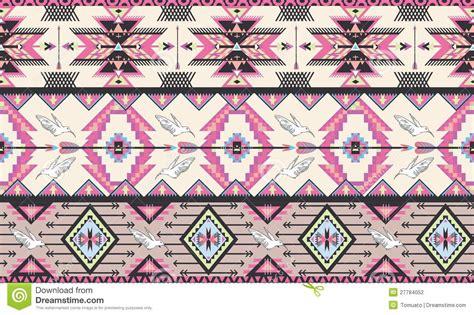 Kunst Mit Nägeln by Nahtloses Buntes Aztekisches Muster Mit V 246 Geln Und Arr