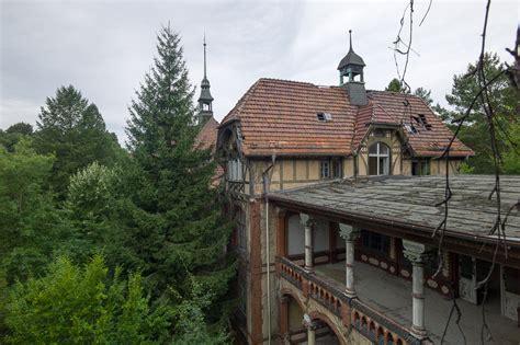 forgotten places forgotten places beelitz heilst 228 tten i stefan herzberg