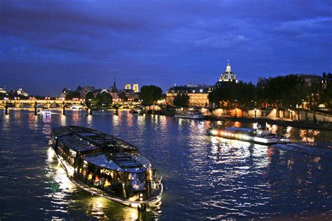 boat trip seine paris dinner the remarkable river seine paris france world for travel