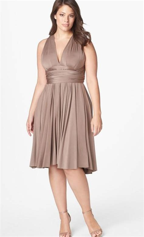 infinity size plus size infinity dress pluslook eu collection
